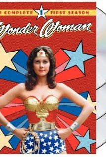 If you were a girl growing up in the 70's Wonder Woman was definitely a woman of influence!  Love when she twirled around!  Of course my sister and i  had to renact the whole thing!- power bracelets and all!