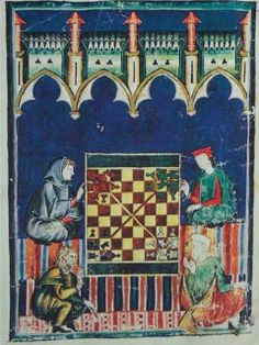 St. Thomas guild - medieval woodworking, furniture and other crafts: Four-season chess