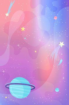 Cartel de estrellas de planeta de color azul rojo Red And Blue, Planets, Backgrounds, Posters, Beautiful, Geometric Poster, Red, Blue Nails, Picture Backdrops