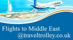 Flights to Middle East