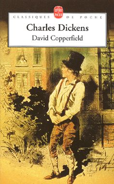 David Copperfield-- the book that got me to want to write
