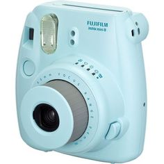 The Fujifilm Instax Mini 8 comes in a variety of colors. Instant fun: just add friends! The Fujifilm Instax Mini 8 is the perfect camera for the style-conscious photographer in your Instax Mini 8 Rosa, Instax Mini 8 Blue, Fuji Instax Mini 8, Instax Mini 8 Camera, Fujifilm Instant Camera, Fujifilm Instax Mini 8, Instant Film Camera, Polaroid Camera For Sale, Fuji Mini 8