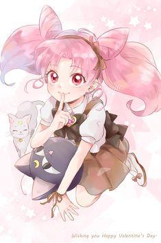 Rini, Diana and Luna Sphere Arte Sailor Moon, Sailor Moon Stars, Sailor Moon Fan Art, Sailor Chibi Moon, Sailor Moon Character, Sailor Moon Crystal, Moon Princess, Anime Princess, Sailor Scouts