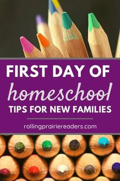If you are brand-new to learning at home, these 8 tips for the first day of homeschool will help you get ready! Seasons Activities, Teaching Activities, Homeschool High School, Homeschool Curriculum, Learning Through Play, Kids Learning, Preschool At Home, Preschool Ideas, How To Start Homeschooling