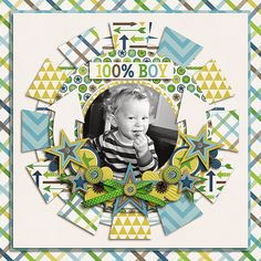 Set 173 : Just for Journaling 9 {mega} by Cindy Schneider & Snips 'N' Snails by Melissa Bennett and Amber Shaw. Image is linked!