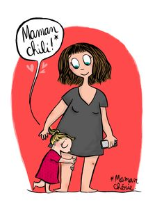 Illustration Crayon d'Humeur by Mathou www.crayondhumeur.com : Amour épicé http://crayondhumeur.blogspot.fr/