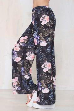 The Fifth Fall in Love Palazzo Pants - Pants
