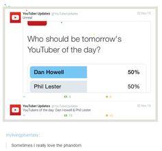 Dan and Phil,danisnotonfire,amazingphil,phandom,phan,dan howell,phil lester,youtube