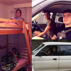 My roomies from 207 have had there last night in a bed for a while at Hostel Max. They are on the road again headed for Bells beach and then the search for farm work continues. Great to see you guys. Thanks for the 100's of movies and Game of Thrones seasons  1 to 5 Robin. I'll try to finish them before season 6 starts . @ethanbrucepickett Robin Dix #stkilda #roomies #melbourne #bondibackpackers #farmwork #bellsbeach #ontheroadagain #movies #gameofthrones #beaumaris by k_maxi…