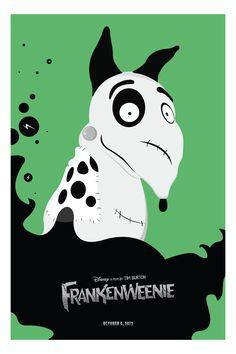 Sparky - Tim Burton's Frankenweenie 2012