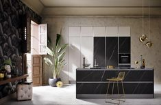 Die Küche von Belmo Interieur AG