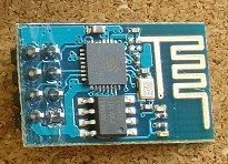 How to use the ESP8266-01 pins
