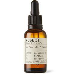Le LaboRose 31 Perfume Oil 30ml|MR PORTER