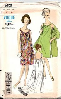 18 best vintage patterns images on pinterest vintage sewing uncut vogue special design 6821 dress vintage sewing pattern stole semi fitted a line dress evening gown low back bust 34 fandeluxe Images