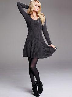 Pointelle Scoopneck Sweaterdress #VictoriasSecret http://www.victoriassecret.com/clothing/dresses/pointelle-scoopneck-sweaterdress?ProductID=65046=OLS?cm_mmc=pinterest-_-product-_-x-_-x