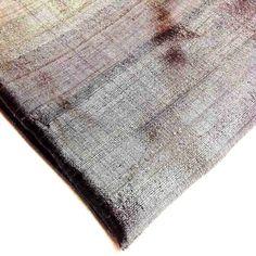Steel Grey Dupioni - Pure Raw Silk Fabric by Yard - Worldwide Shipping – DesiCrafts