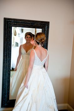 stunning shot of the bride in the bridal suite http://www.unionbluff.com/wedding.cfm