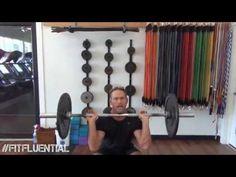 Shoulder Workout Burn with Steve Pfiester @stevepfiester @fitfluential #fitfluential