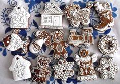 Gingerbread, Santa, Christmas, Xmas, Ginger Beard, Weihnachten, Yule, Jul, Natal