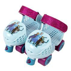 Disney's Frozen 2 Junior Skates Combo by Playwheels Quad Skates, Mickey Mouse Wallpaper, Disney Frozen 2, Frozen Kids, Fantasias Halloween, Whatsapp Wallpaper, Kids Makeup, Skate Style, Melissa & Doug