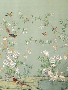 Winter Sinking Strokes: French from Chinese: chinoiserie