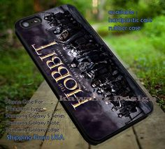 The Journey Hobbit iPhone 6s 6 6s  5c 5s Cases Samsung Galaxy s5 s6 Edge  NOTE 5 4 3 #movie #TheHobbit DOP7141