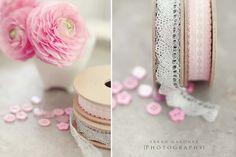 Photography by Sarah Gardner #pastels #shabbychic