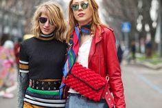 """GLAMOROUS 'Stripe NeckTie Dress' as seen on TheZoeReport.com """"Spring Trends For Under $100"""" < @GlamorousUK www.glamorous.com >"""