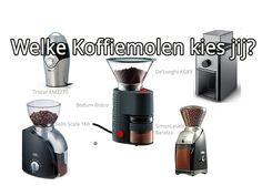 De dag beginnen met heerlijke versgemalen koffie. Vindt de perfecte koffiebonenmaler voor jou om je dag goed te beginnen.