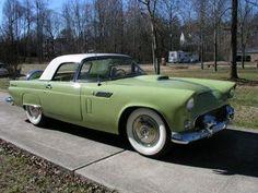 1957 Ford Thunderbird!!!!