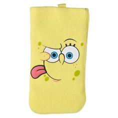 SpongeBob Cleaning Sock, Uniwersalny futerał-skarpetka