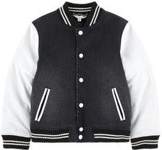 Little Marc Jacobs Leather Teddy jacket