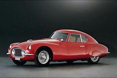 1953 Fiat 8V Series 1 Berlinetta.Classic Car Art&Design @classic_car_art #ClassicCarArtDesign