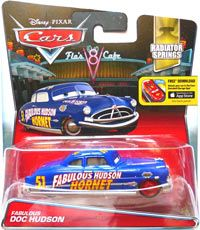 Cars 2016 - #03/14 - Fabulous Hudson Hornet - Single - Radiator Springs