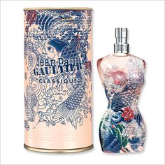Discover Your Signature Summer Scent - Jean Paul Gaultier Under Your Skin Classique from Perfume Scents, Fragrance Parfum, Perfume Bottles, Glass Bottles, Parfum Gaultier, Perfume Jean Paul, Jean Paul Gaultier Classique, Summer Scent, Best Perfume