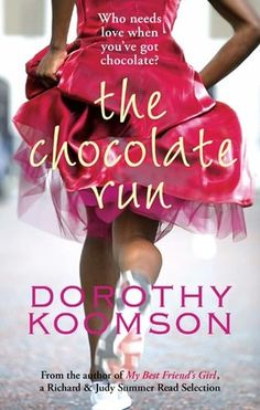 The Chocolate Run by Dorothy Koomson.  I love every book I've read by this author, love her writing style and humor!