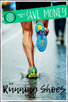 Whoever said running is a simple, inexpensive sport?   Since the average runner needs to replace those $120+ shoes at least every 4-6 months, we're always looking for ways to save money on running shoes.   As a long time runner, running shoe aficionado, and former running shoe sales girl, I've figured out a few tips and tricks to get around the often jaw dropping experience of forking over a few days worth of salary on a pair of running shoes.  Here are 8 ways to save money on #Running Shoes Running Leggings, Running Gear, Running Workouts, Fun Workouts, Running Shoes, Trail Running, Half Marathon Tips, Half Marathon Training, Training Plan