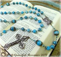 Pretty rosaries.