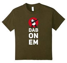 Kids dab on panda dabbing touchdown football T-Shirt blac... https://www.amazon.com/dp/B01NBGIUL7/ref=cm_sw_r_pi_dp_x_3bQryb4V65MW5