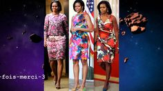Fashion:Michelle Obama top outfits  by Fojeba.Zouk dance music!