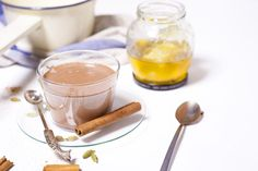 Persian Spiced Hot Chocolate