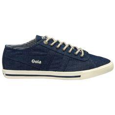 Gola Men's Indigo Chambray Sneaker
