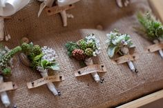 unripened blackberry boutonnieres | Cristy Cross #wedding