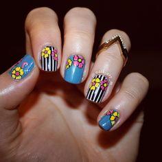 #nails #nail #fashion #style #Negler #cute #beauty #beautiful #instagood #pretty #girl #girls #stylish #sparkles #styles #gliter #nailart #art #opi #photooftheday #essie #handpainting #preto #branco #rosa #love #shiny #polish #nailpolish #nailswag