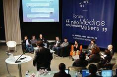 Le forum Néo-Médias, nouveaux métiers est organisé vendredi par le département SRC de l'IUT Michel-Montaigne.