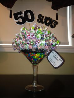 50th birthday party ideas | 50th Birthday ideas....mmmmmm