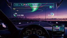 Pioneer lance un HUD à réalité augmentée pour voiture au Japon http://www.clubic.com/gps/actualite-491014-pioneer-avic-vh99hud-gps-a-affichage-tete-haute.html#ixzz1ufen625o  Informatique et high tech