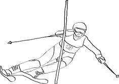 Olympijské hry – Stáhněte si obrázky sportů zimních olympijských her k vybarvení | Internetový magazín |= ZAKATEDROU.CZ =|