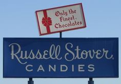 Russell Stover Candies - Kansas City is home to the largest maker of boxed chocolates in the world. Based here since 1932, Russell Stover Candies still hand dips more than 25 million pieces of chocolate each year. Visit us on Facebook at:  https://www.facebook.com/KansasCityMissouriLife/