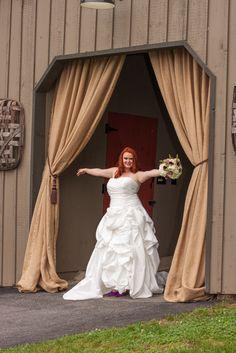 piniful.com Fall Inspiration for the Plus Size Bride #plussizefashion